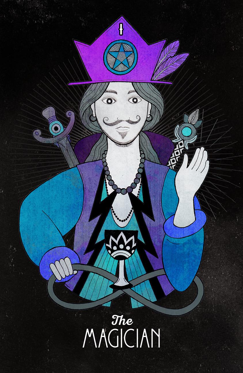 Inspirational Tarot The Magician