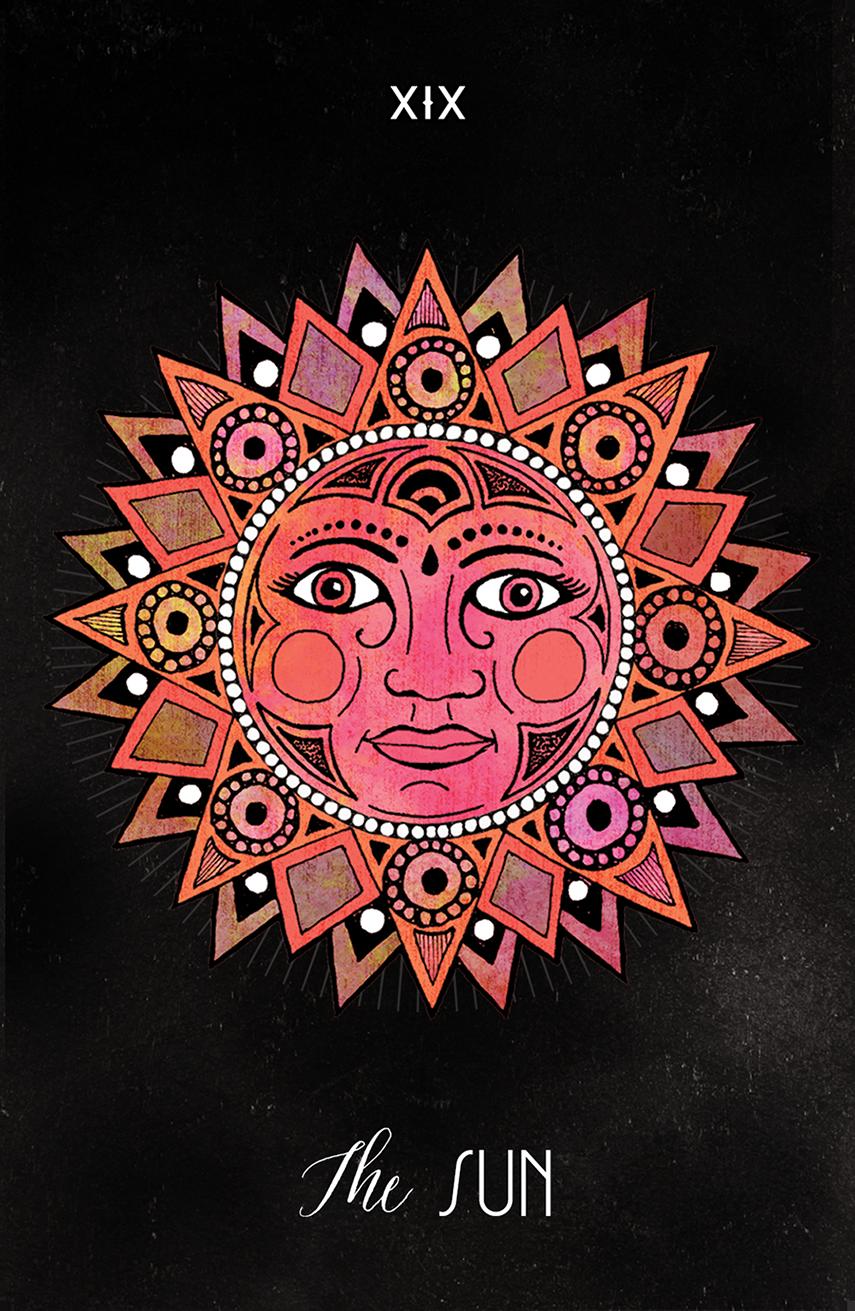 Inspirational Tarot The Sun