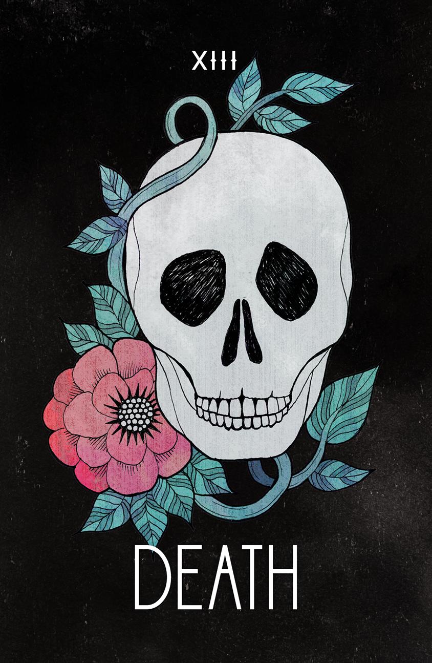 Inspirational Tarot Death