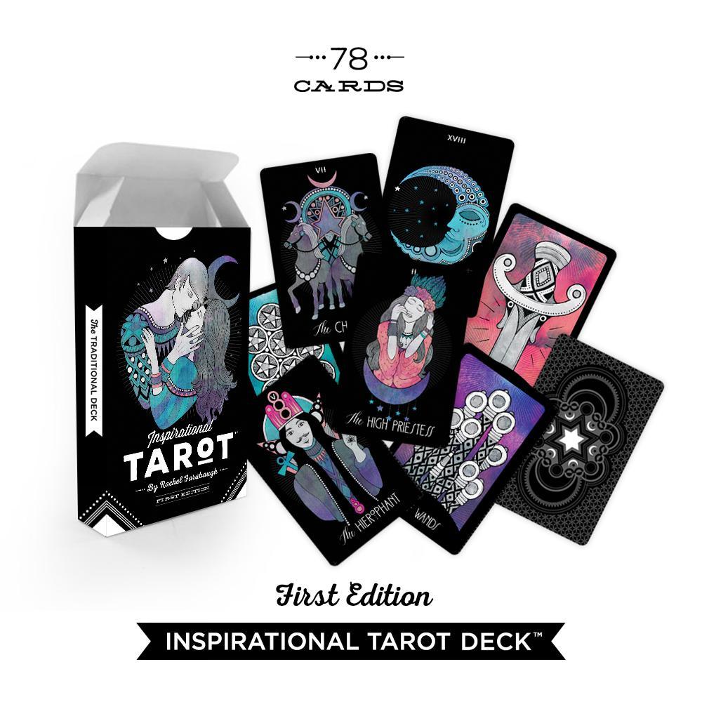 Inspirational Tarot Tarot Cards - Inspirational Tarot