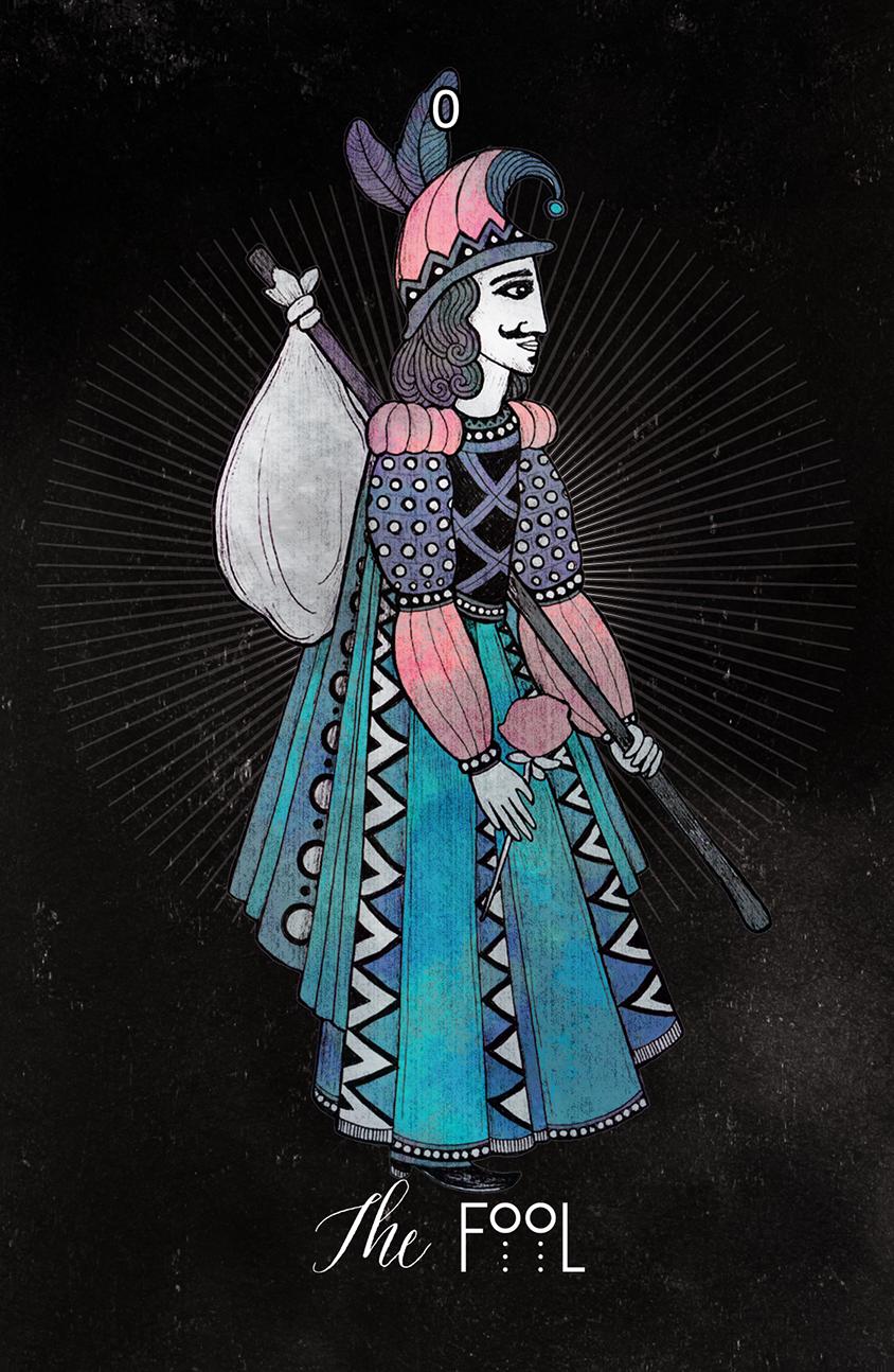 Inspirational Tarot The Fool
