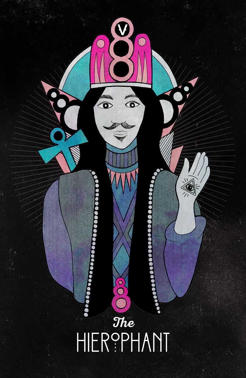 Inspirational Tarot The Hierophant